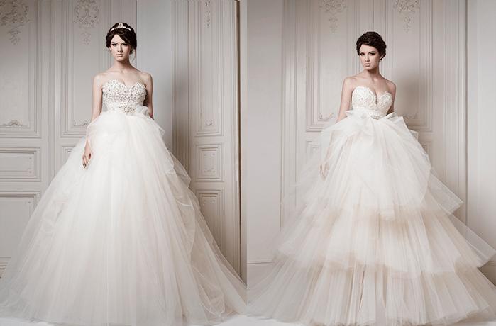 Наряд для беременной невесты Ersa Atelier