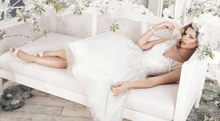 свадебное платье Kelsey Rose