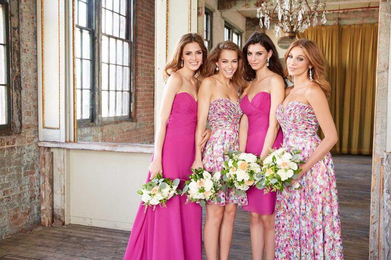 Платье подружки невесты: 50 оттенков по версии Ivetta