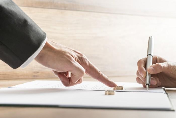 Судебный порядок раздела имущества