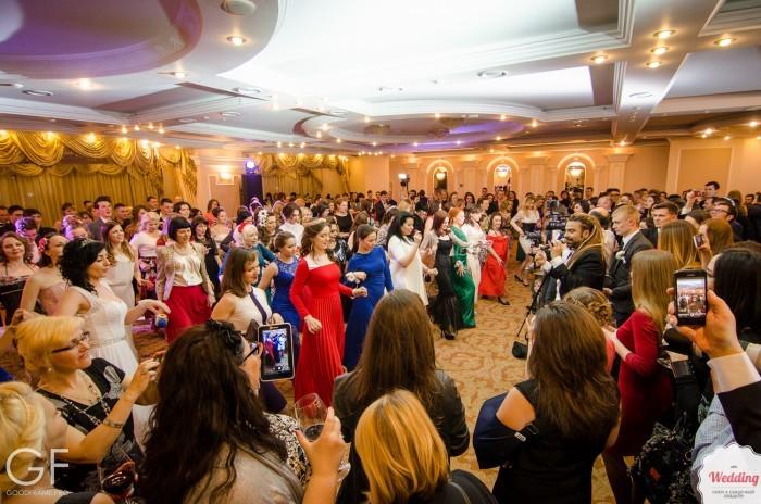бал открытия свадебного сезона с Wedding.ua