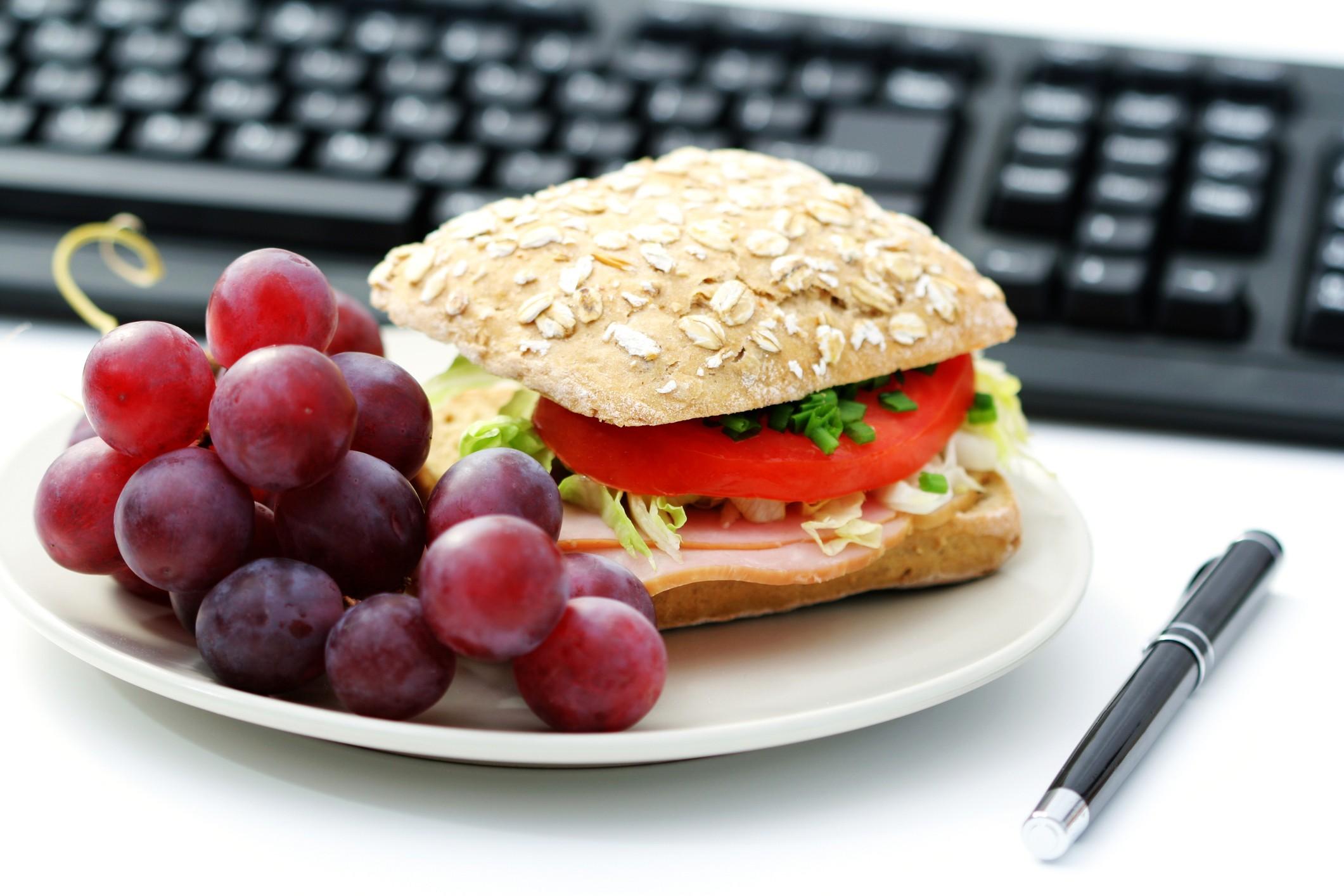 5 принципиальных моментов для обеда в офисе (рецепт)