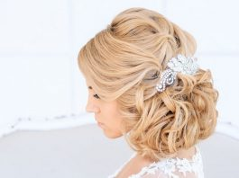 Идеи прически невесты для разной длины волос