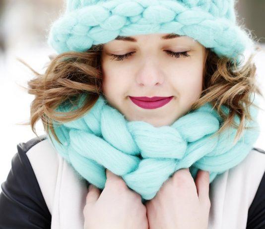 Уход за огрубевшей кожей зимой