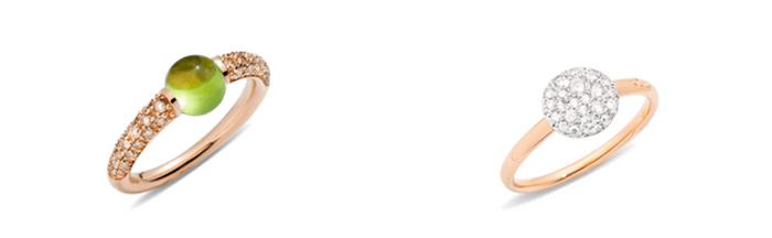 Кольца для помолвки Pomellato