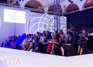 Mercedes-Benz Kiev Fashion Days