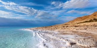 Как плавать в Мертвом море в Израиле