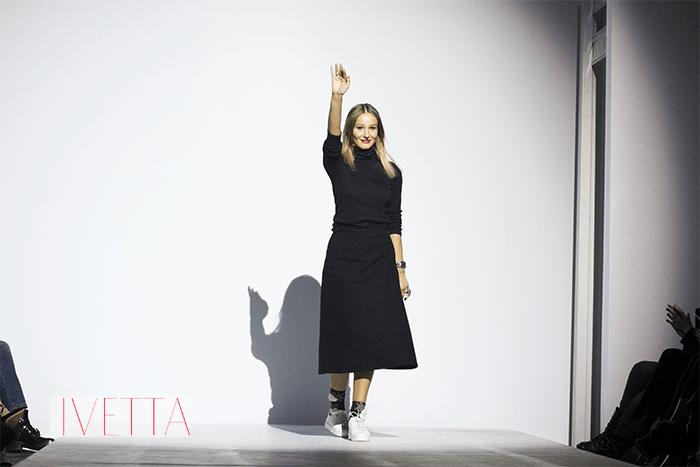 Показ Anouki в рамках Mercedes-Benz Kiev Fashion Days (фото)