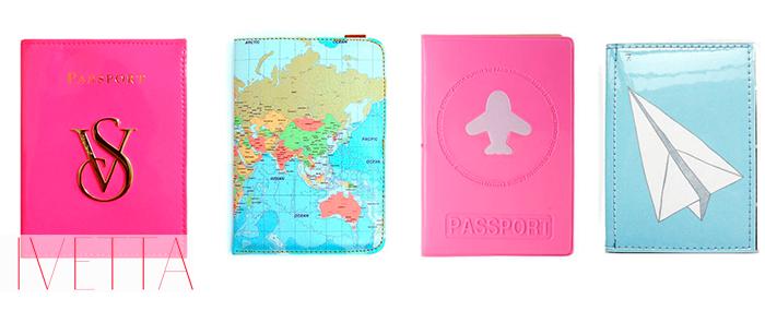 Необычная обложка на паспорт