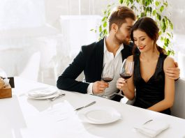 5 киевских ресторанов с уединенной атмосферой для февральских свиданий