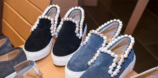 Стильная украинская обувь на Mercedes-Benz Kiev