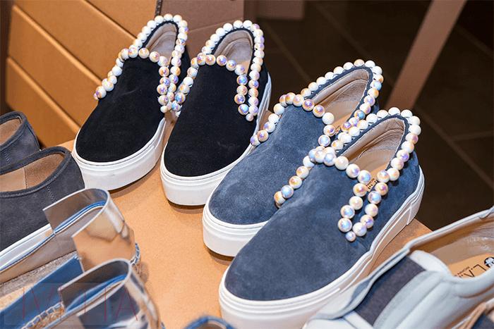 Стильная украинская обувь на Mercedes-Benz Kiev Fashion Days (фото)
