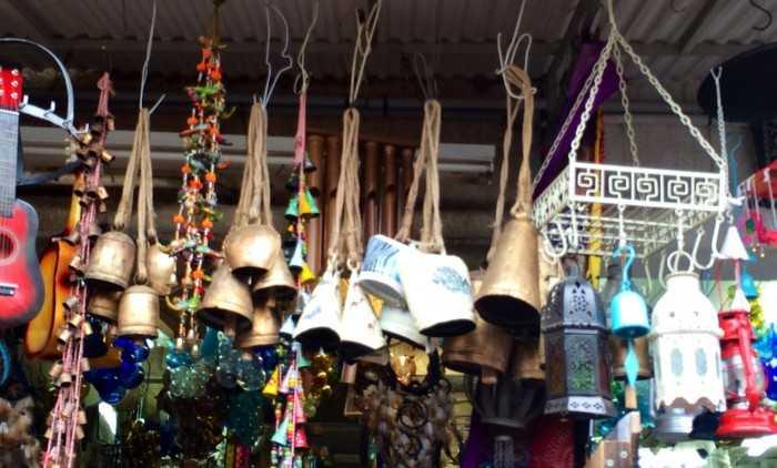 рынок Togo Shrine (Токио, Япония)