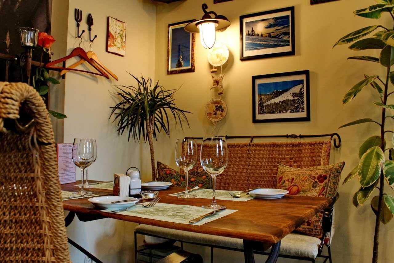 ресторан Tres Francais