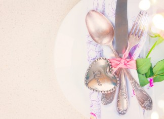 Ужин для двоих на День влюбленных