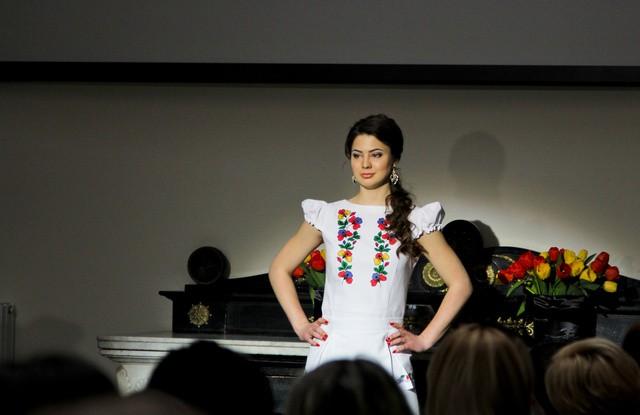 вышивка от украинского бренда oleshchuk
