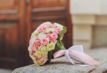 Свадебные аксессуары весенний букет невесты