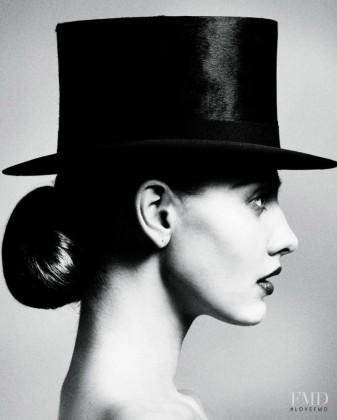 Топ-модель Алина Байкова