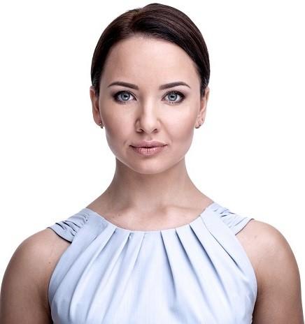 Екатерина Булатова,ведущая программы «Свідок», НТН