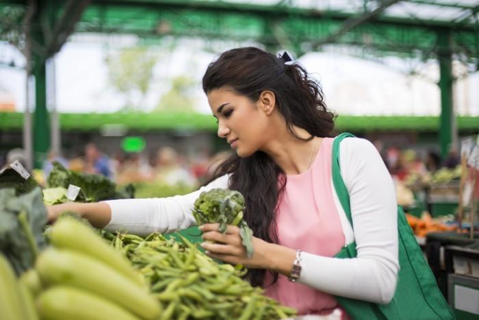 Берем витамины из продуктов питания