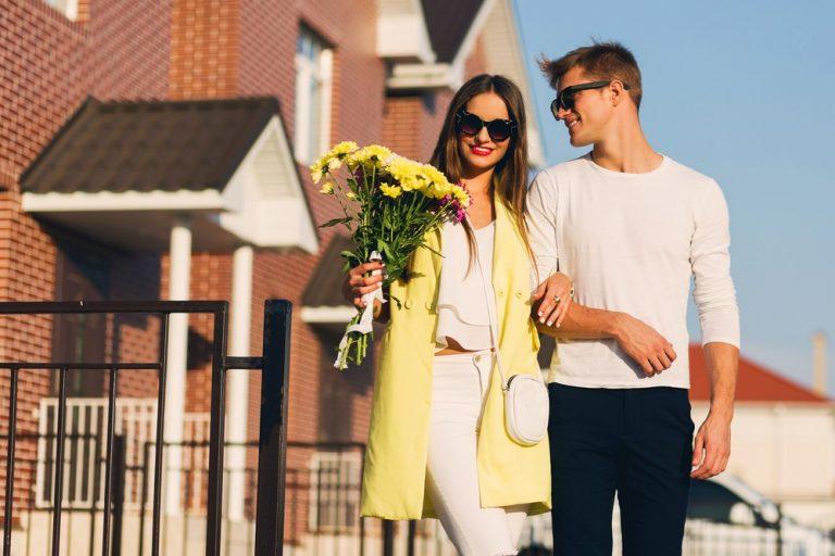 8 образов для идеального весеннего свидания