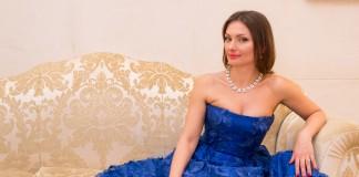 Оперная дива Елена Гончарук