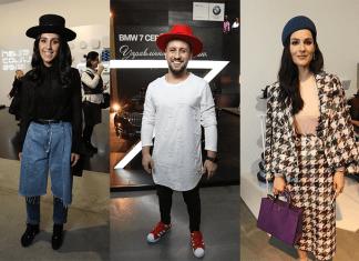 Знаменитые гости первых показов 38-го Ukrainian Fashion Week