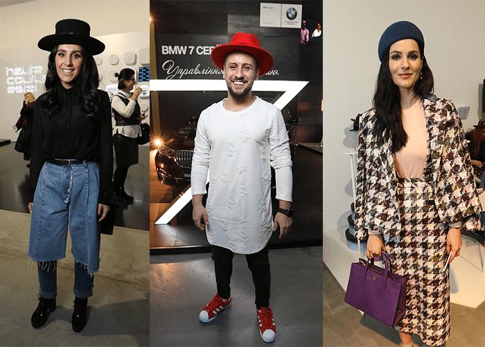Знаменитые гости показов 38-й Ukrainian Fashion Week