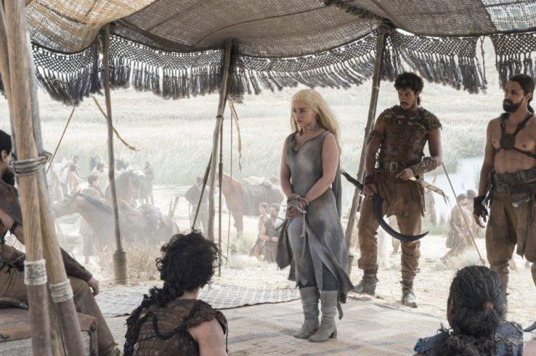 Вышел новый трейлер к шестому сезону «Игры престолов» (видео)