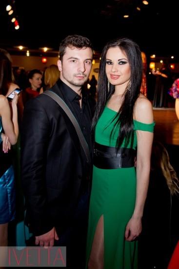 хореограф Сергей Костецкий с новой девушкой
