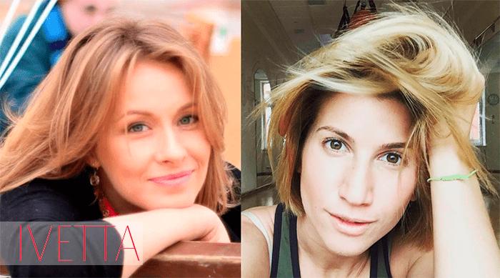 Елена Кравец и Анита Луценко