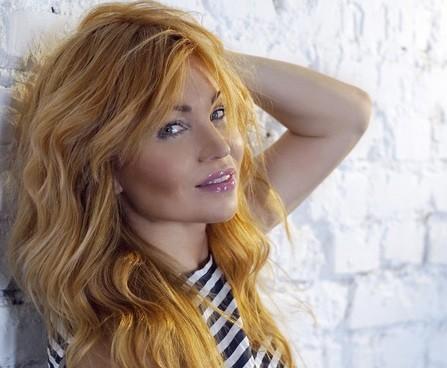 Певица, теле- и радиоведущая Lilu