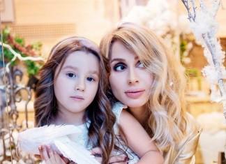 LOBODA с дочерью