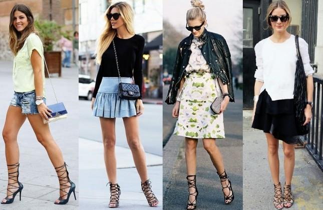 Трендовая обувь весна-лето 2016