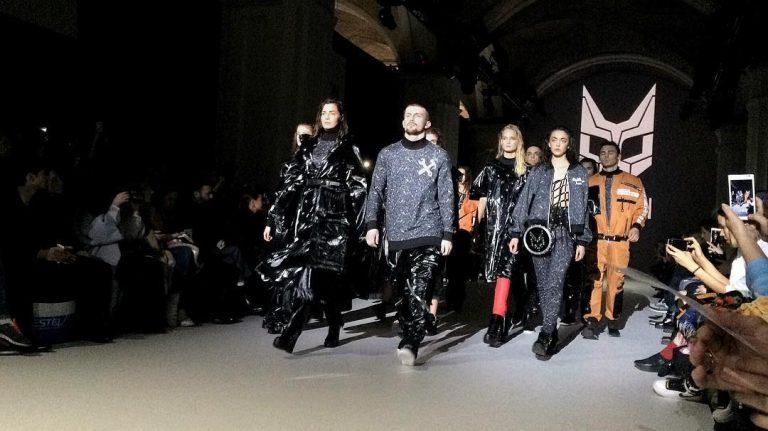 38-я Ukrainian Fashion Week: ретро и современные мотивы