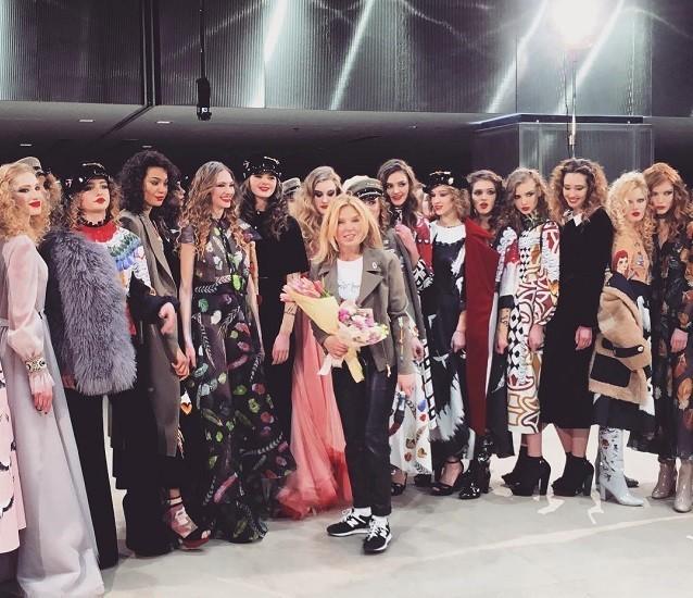 Яркие гости 38й украинской недели моды
