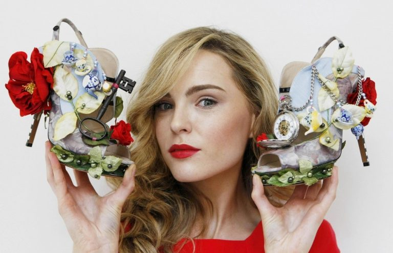 Модный тренд: фантазийный дизайн обуви (фото)