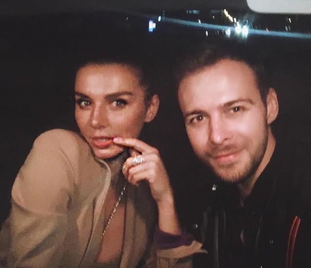 Анна Седокова и Макс Барских развлекаются в Лос-Анджелесе
