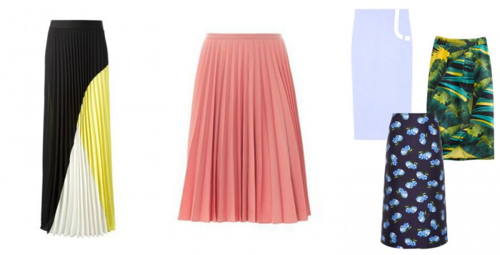 Детали юбки