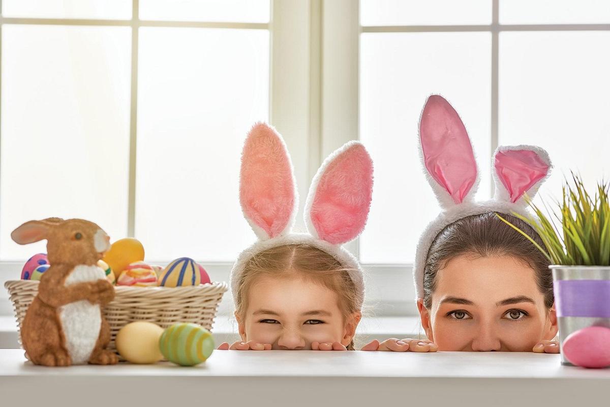 11 идей по оформлению дома к празднику Пасхи