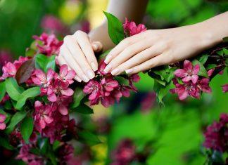 Как восстановить сухую кожу рук после зимы