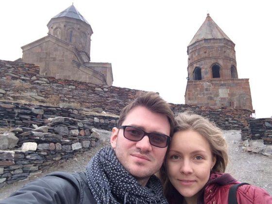хореографы Алена Шоптенко и Дмитрий Дикусар