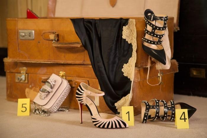 Самые яркие модели обуви от Christian Louboutin