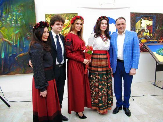 Влада Литовченко и Ольга Сумская