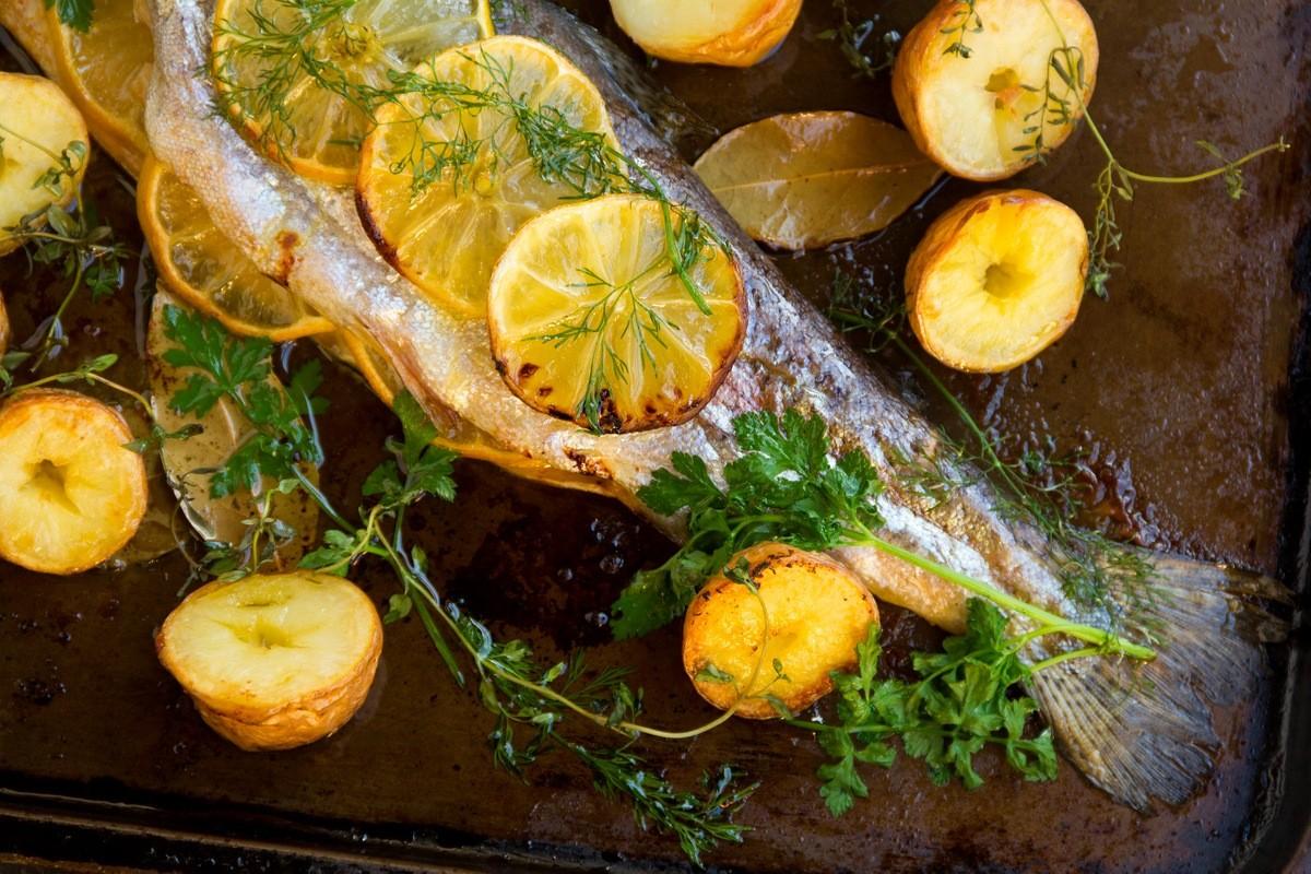 12 продуктов, которые сделают тебя привлекательнее рыба