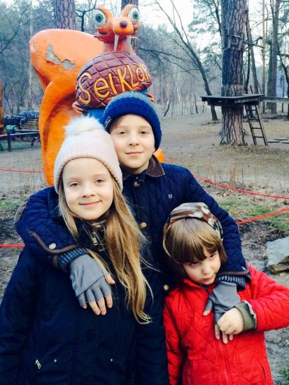 3 детей телеведущей Снежаны Егоровой