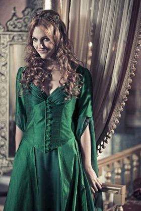 Актриса из сериала «Великолепный век»