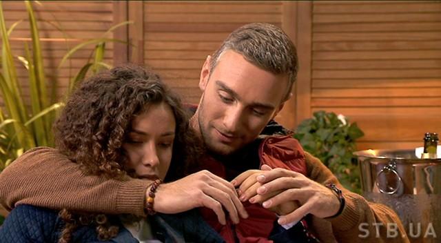 Иракли Макацария в обнимку с Анетти
