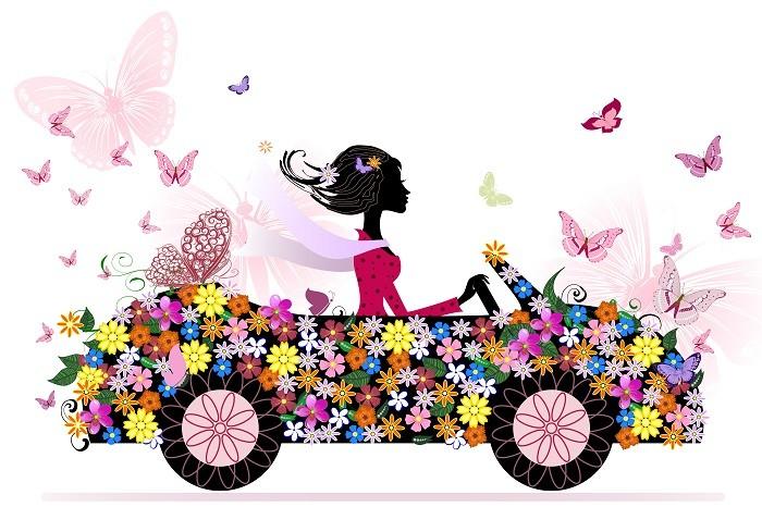 Женщина за рулем: чувства и реакции мужчины
