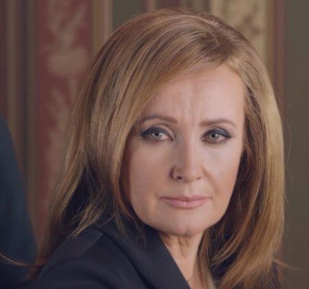 Актриса Елена Стефановская